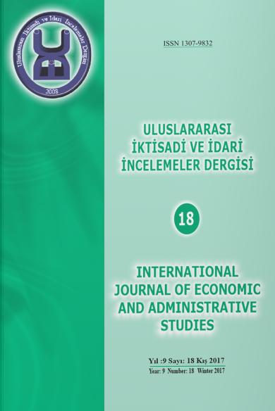 International Journal of Economics and Administrative Studies