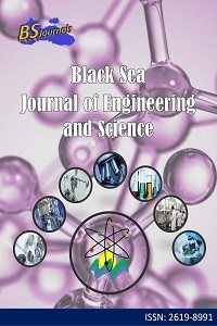 Black Sea Journal of Engineering and Science