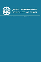 Journal of Gastronomy Hospitality and Travel