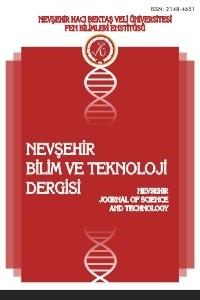 Nevşehir Bilim ve Teknoloji Dergisi